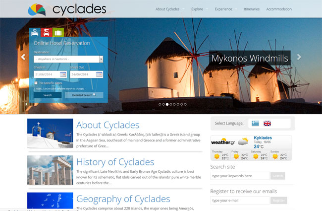 All Cyclades
